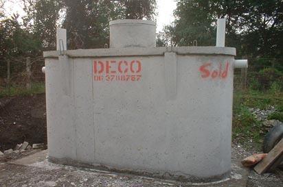 Concrete tanks Wellington, septic water tanks Wairarapa